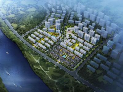 汉江新城规划出炉!支撑十堰未来10-20年高质量发展!